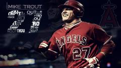 Mike Trout Wallpaper 15014