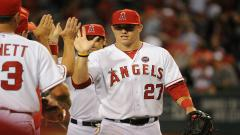 Mike Trout Widescreen Wallpaper 15021