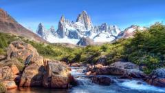 Mountain Scenery 18744