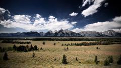 Mountain Scenery 18748