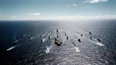 Navy Wallpaper 6704