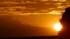 Orange Sunset 30009