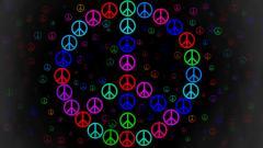 Peace Sign Wallpaper 7931