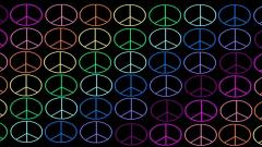 Peace Sign Wallpaper 7938