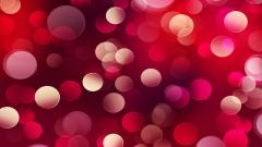 Red Bubbles Wallpaper 31044