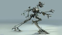 Robot Wallpaper 9398