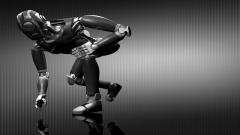 Robot Wallpaper 9400