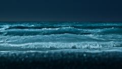 Sea Waves Background 31025