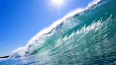 Sea Waves Wallpaper 31014