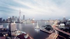 Shanghai City 4905