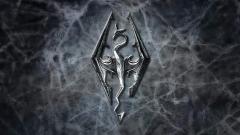 Skyrim Logo 11790