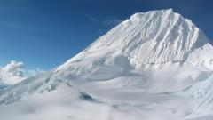 Snow Mountain Background 16541