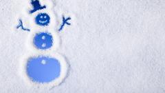 Snowman Wallpaper 4162
