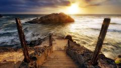 Stairs Wallpaper HD 37937