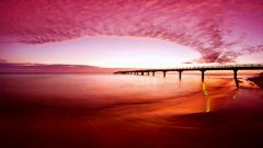 Stunning Orange Sunset 30019