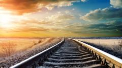 Stunning Train Track Wallpaper 37962