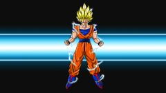 Super Saiyan Wallpaper 24603