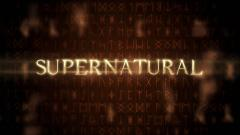 Supernatural Logo Wallpaper 20551