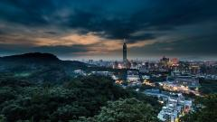 Taipei Wallpaper HD 31201