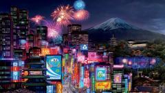Tokyo Wallpaper 24397