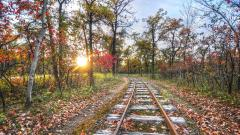 Train Track Wallpapers 37967