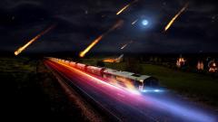 Train Wallpaper 7818