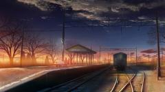 Train Wallpaper 7819
