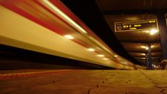 Train Wallpaper 7822