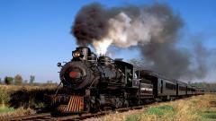 Train Wallpaper 7823