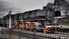 Train Wallpaper 7830