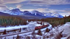 Train Wallpaper 7831