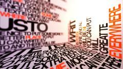 Typography Wallpaper 11368