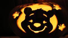 Winnie The Pooh Halloween Wallpaper 19934