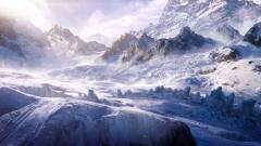 Winter Scenery Wallpaper 18715