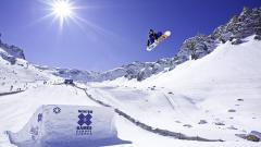 x Games Snowboard Wallpaper 7577