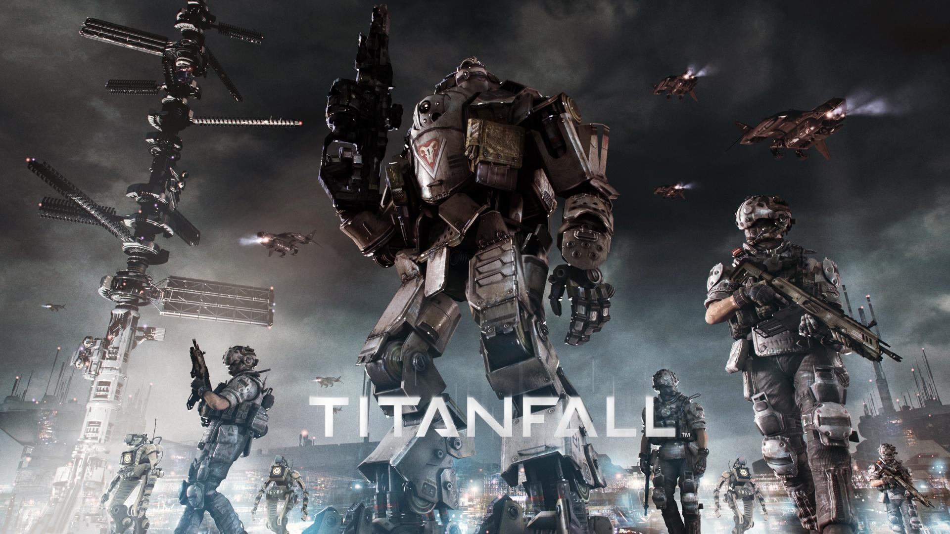 titanfall wallpaper 7562