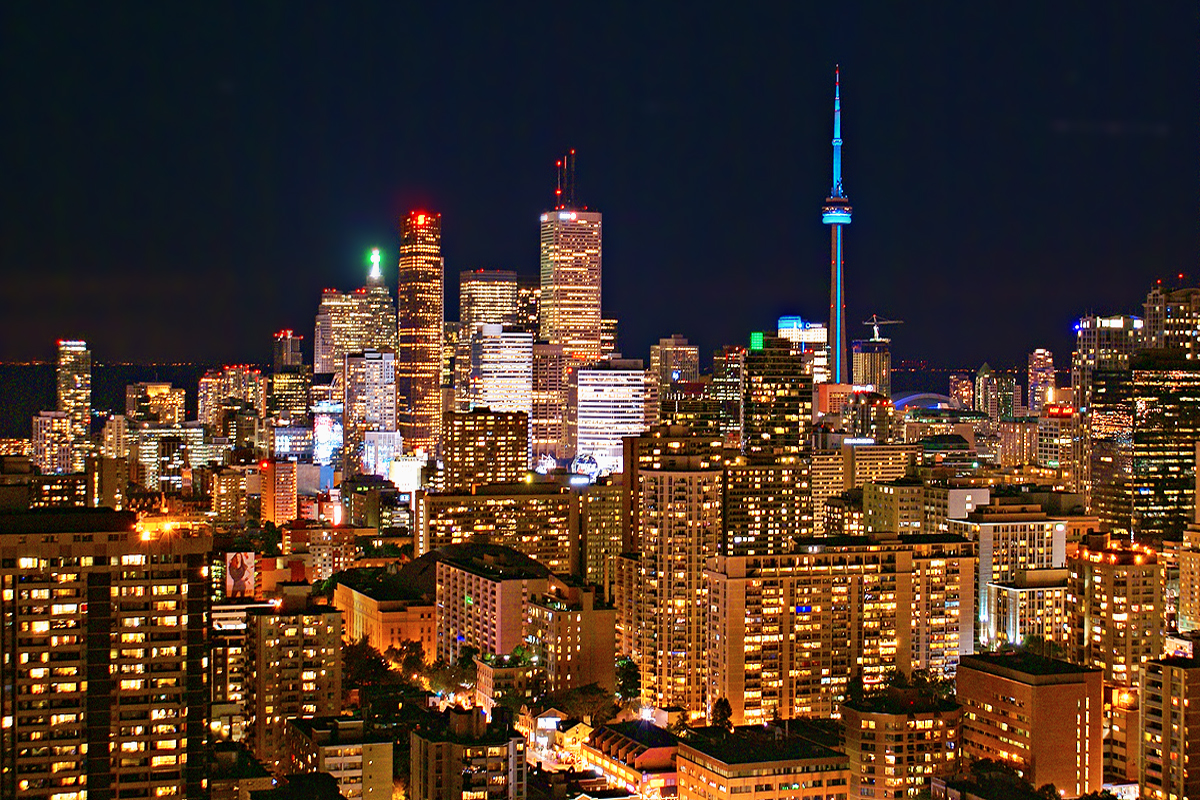 Toronto City 9444 1200x800 px ~ HDWallSource.com
