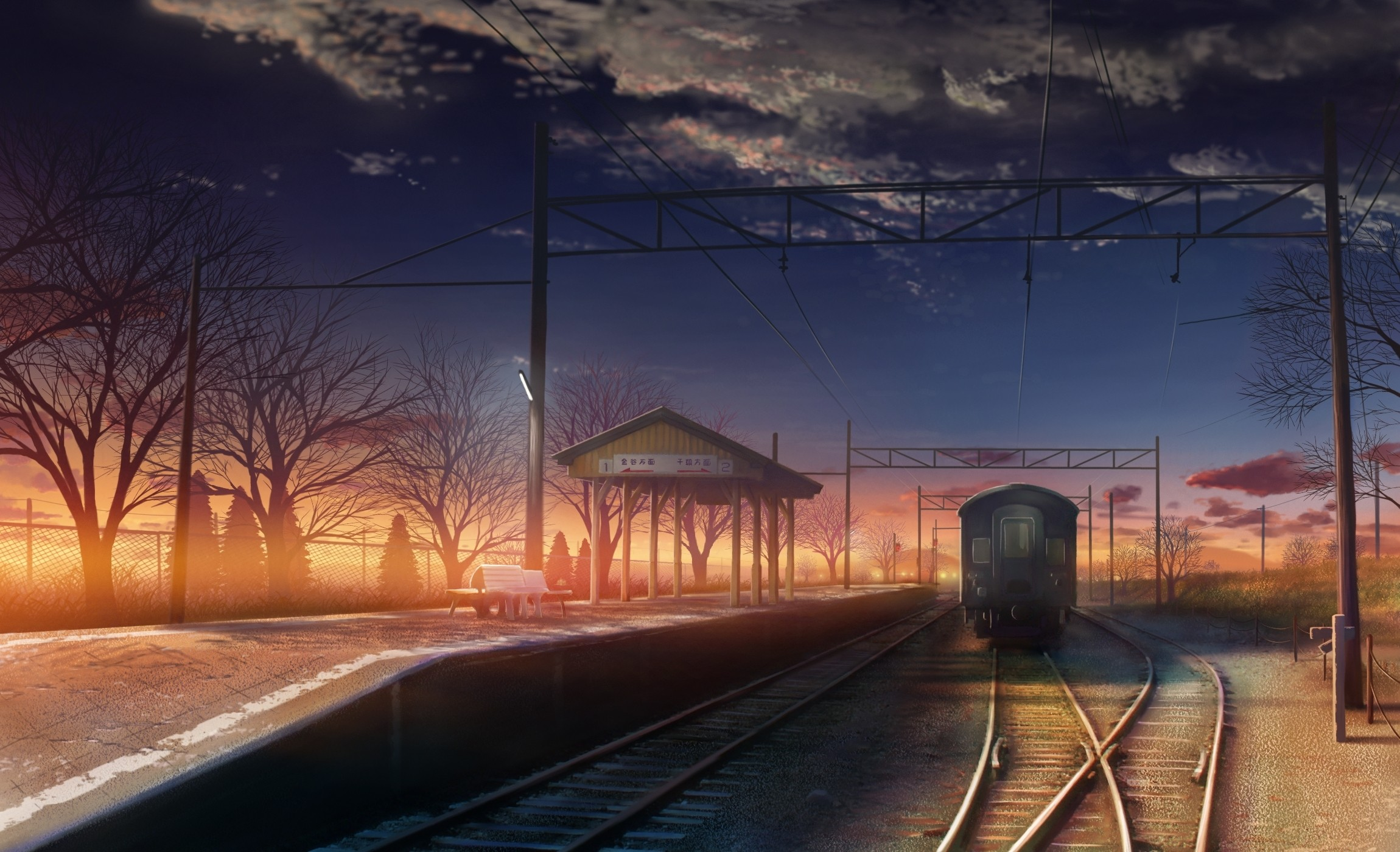 Train Wallpaper 7819 2300x1400 px HDWallSourcecom