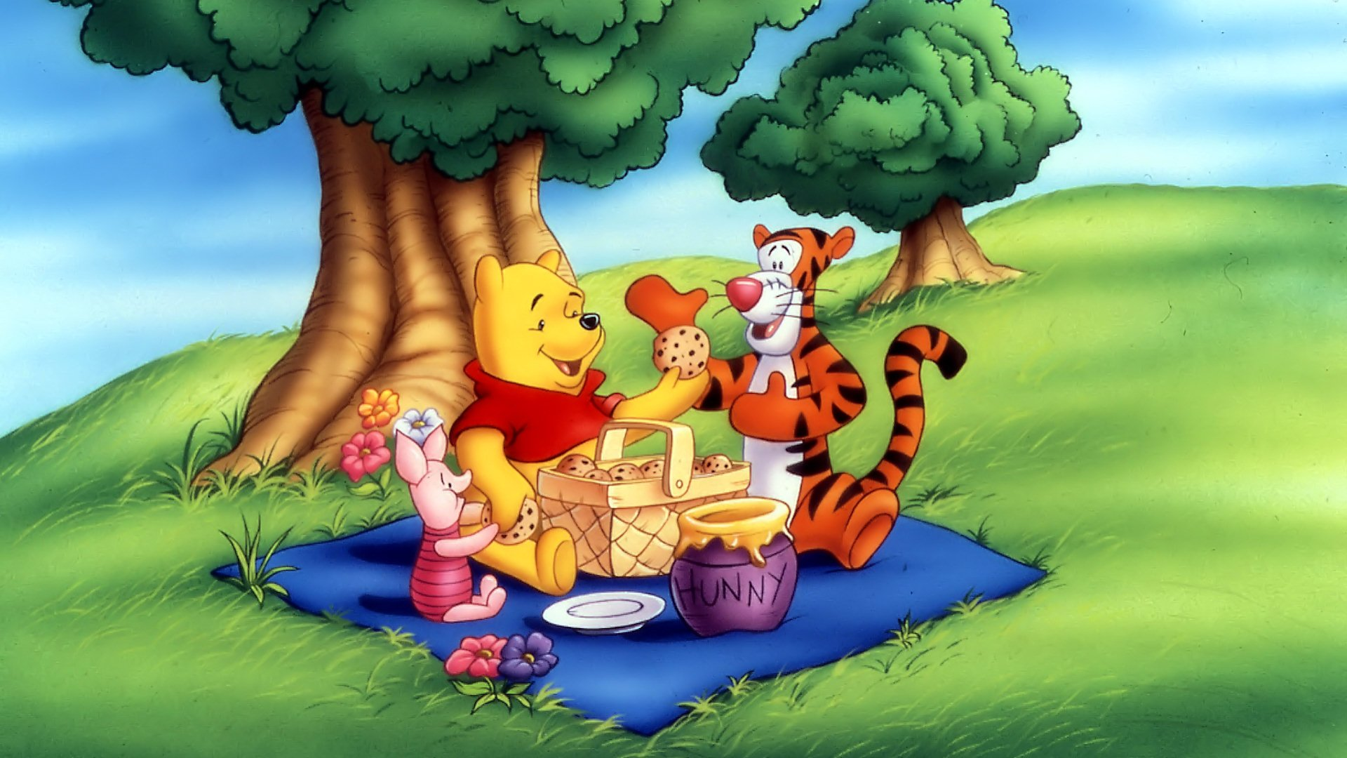 Winnie the pooh wallpaper 19936 1920x1080 px hdwallsource winnie the pooh wallpaper 19936 voltagebd Image collections