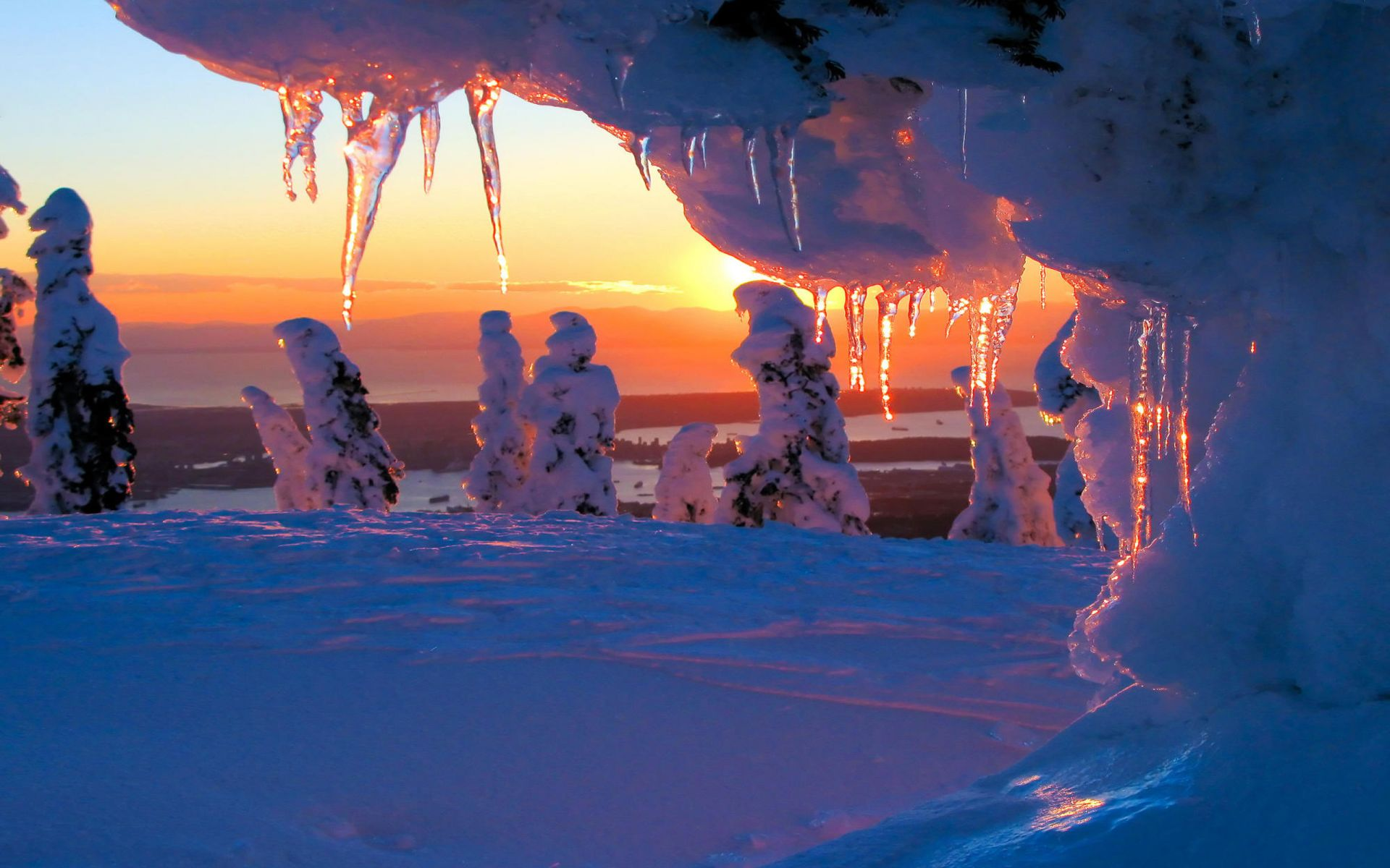 winter scenery 33758