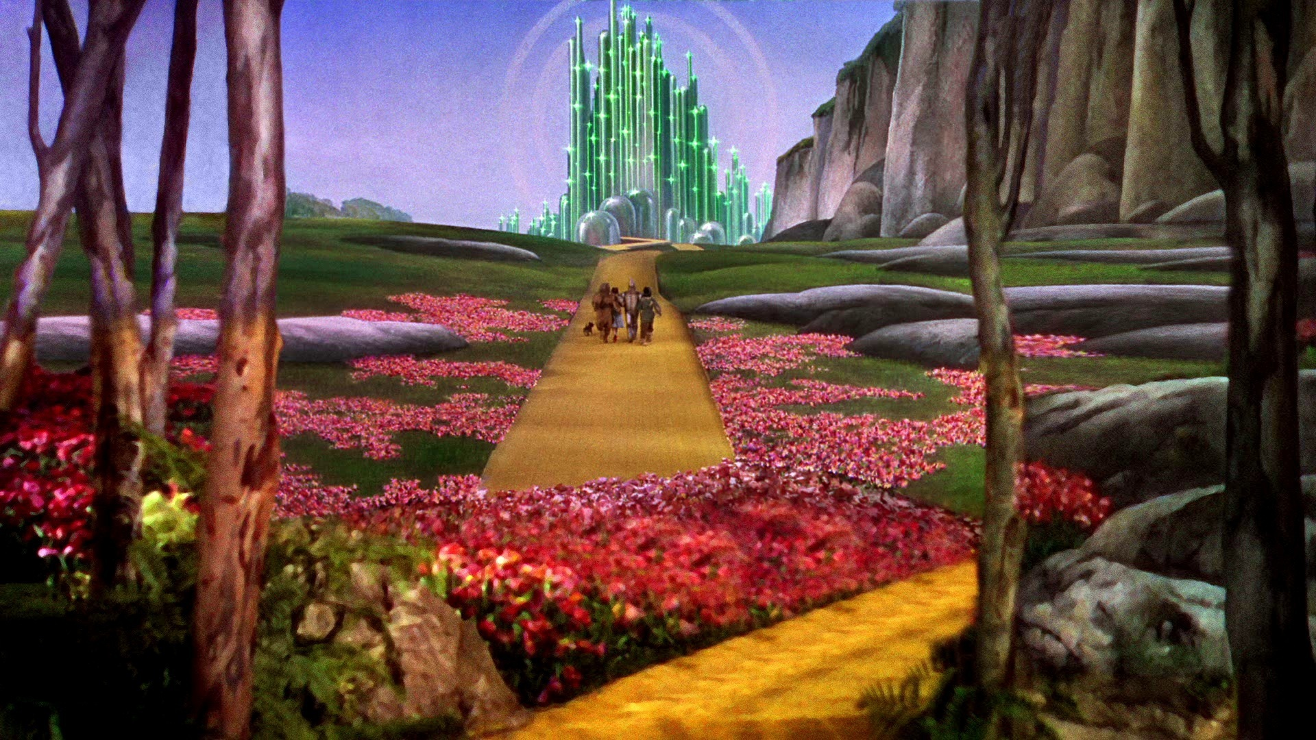 wizard of oz wallpaper 17912