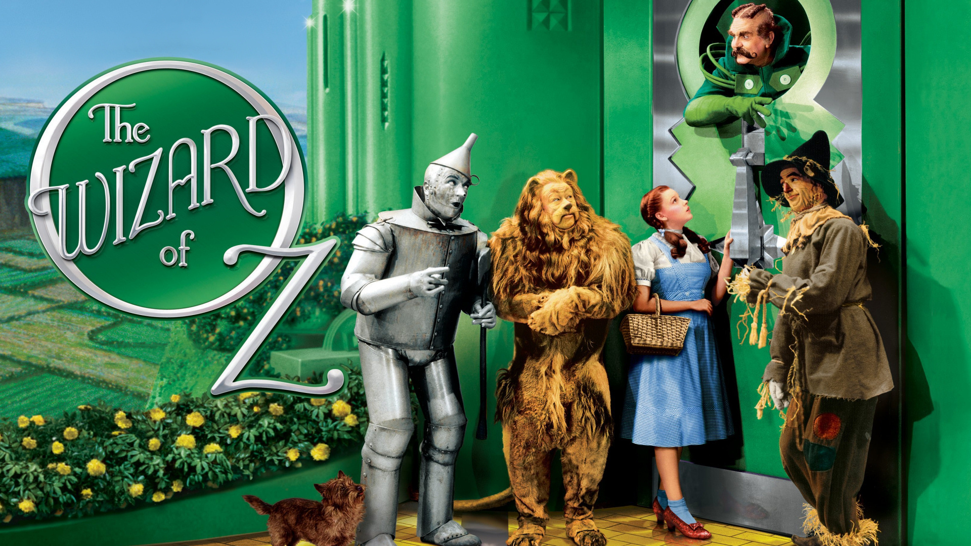 Wizard Of Oz Wallpaper 17914 1920x1080px