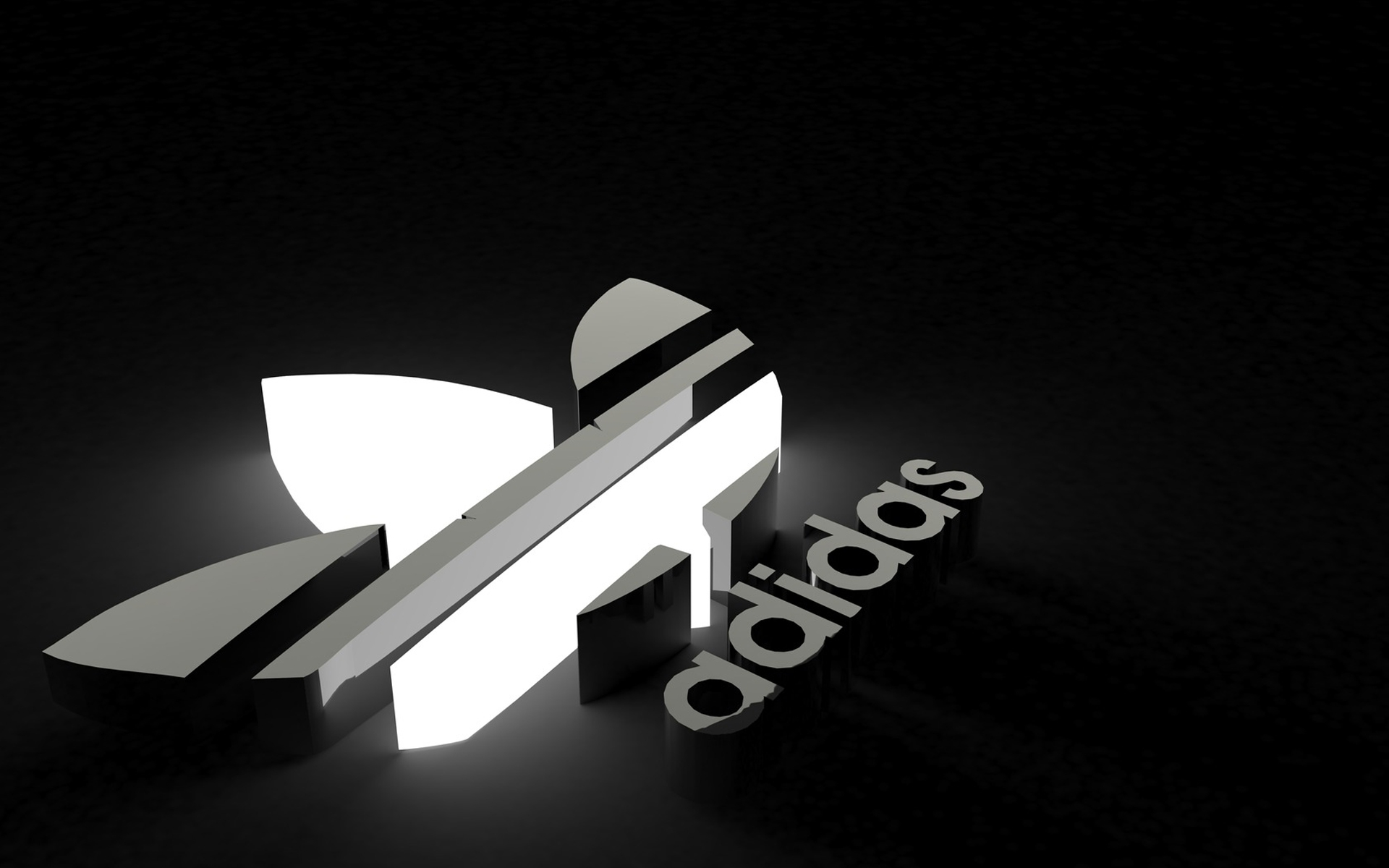 3d adidas logo wallpaper 8911