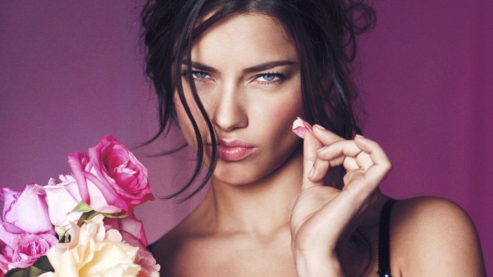 Adriana lima wallpaper 19826 1680x945 px hdwallsource adriana lima wallpaper 19826 voltagebd Images