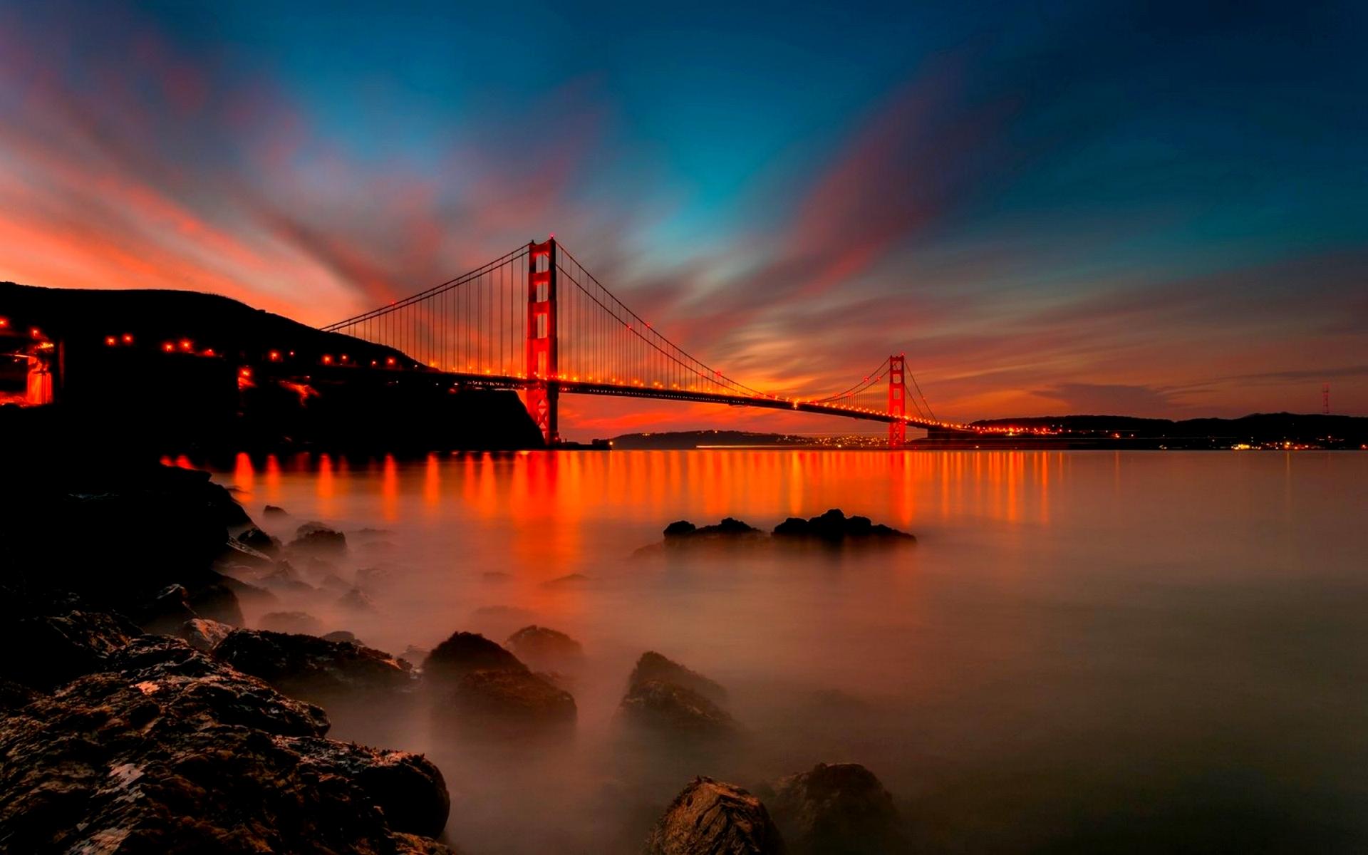 amazing california sunset 30159