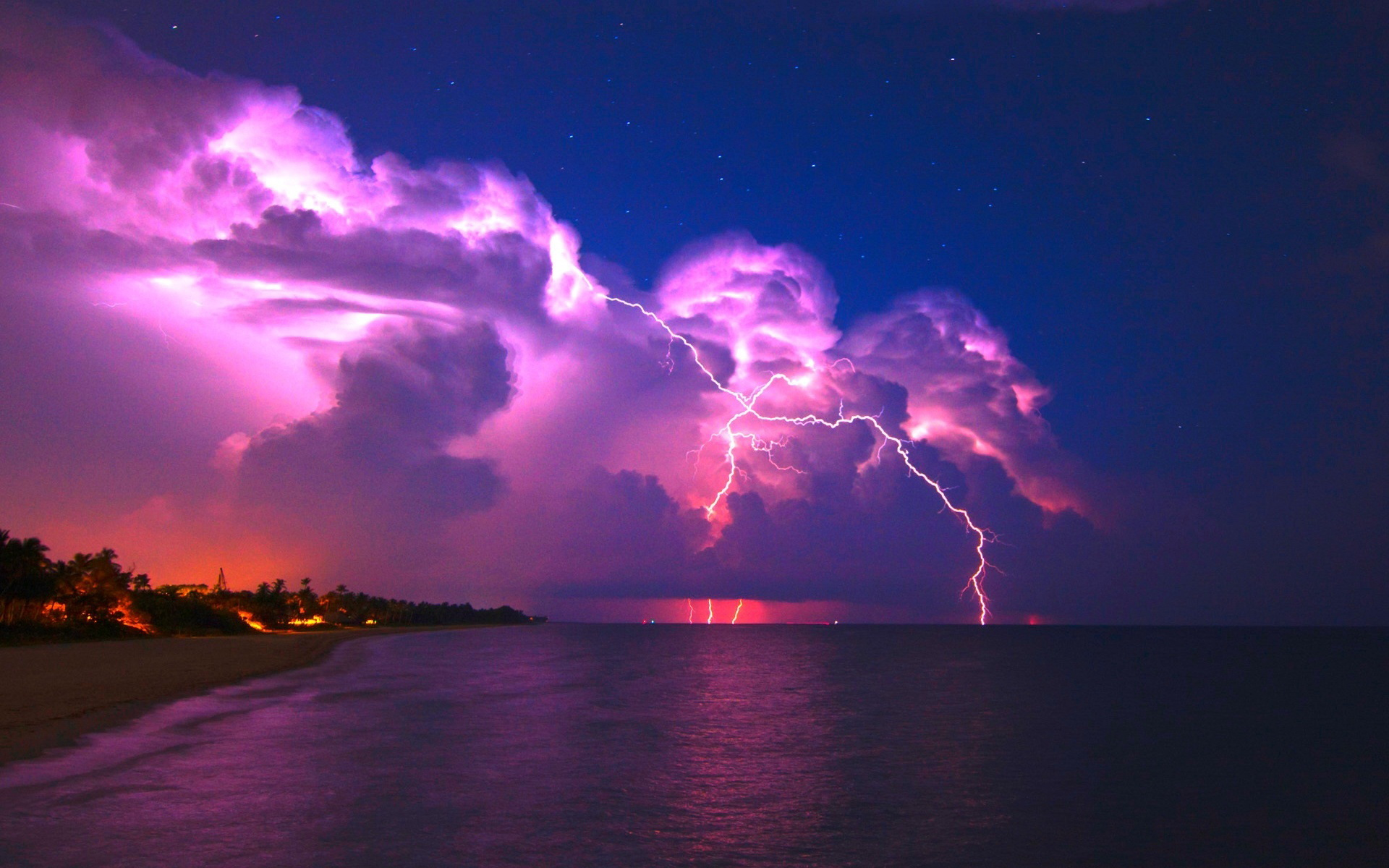 amazing storm wallpaper 35818