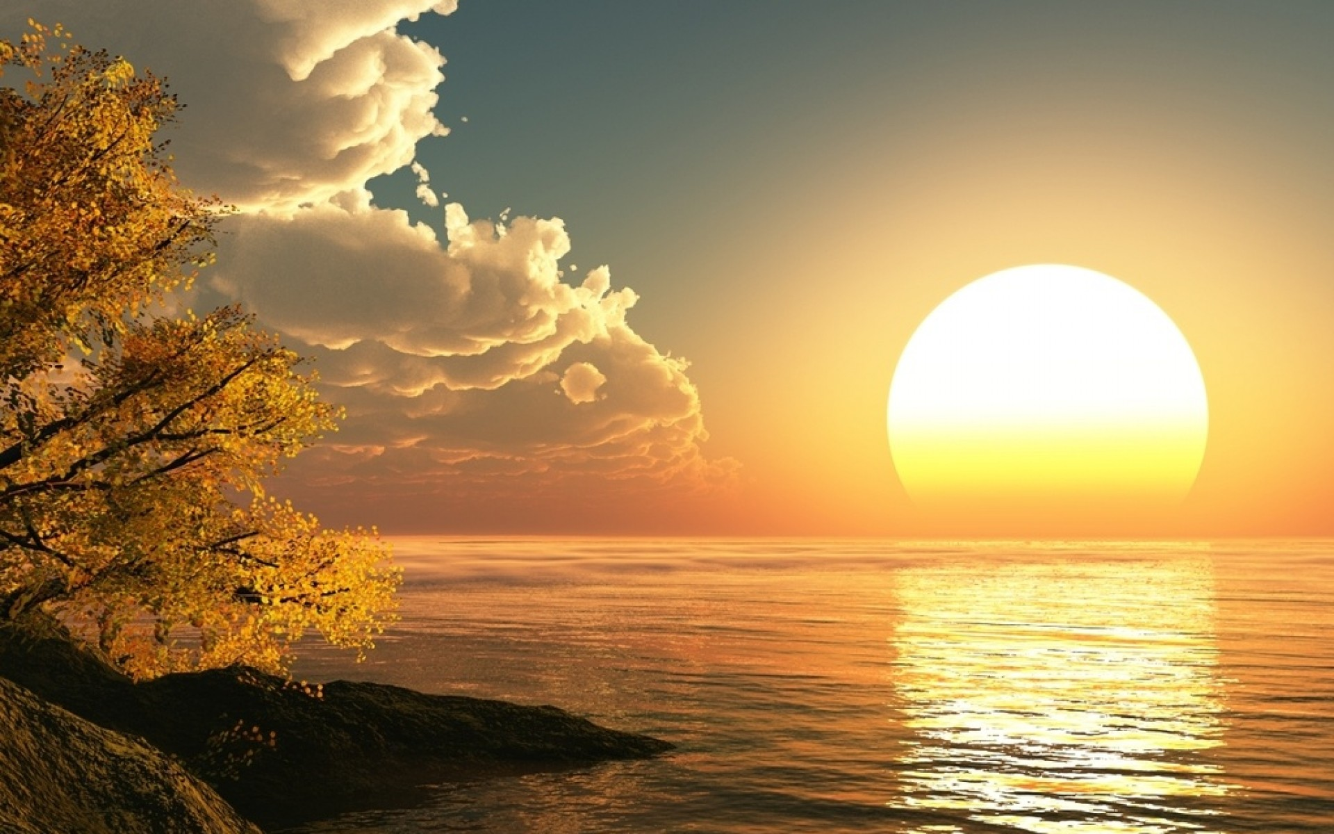 amazing sun wallpaper 22632