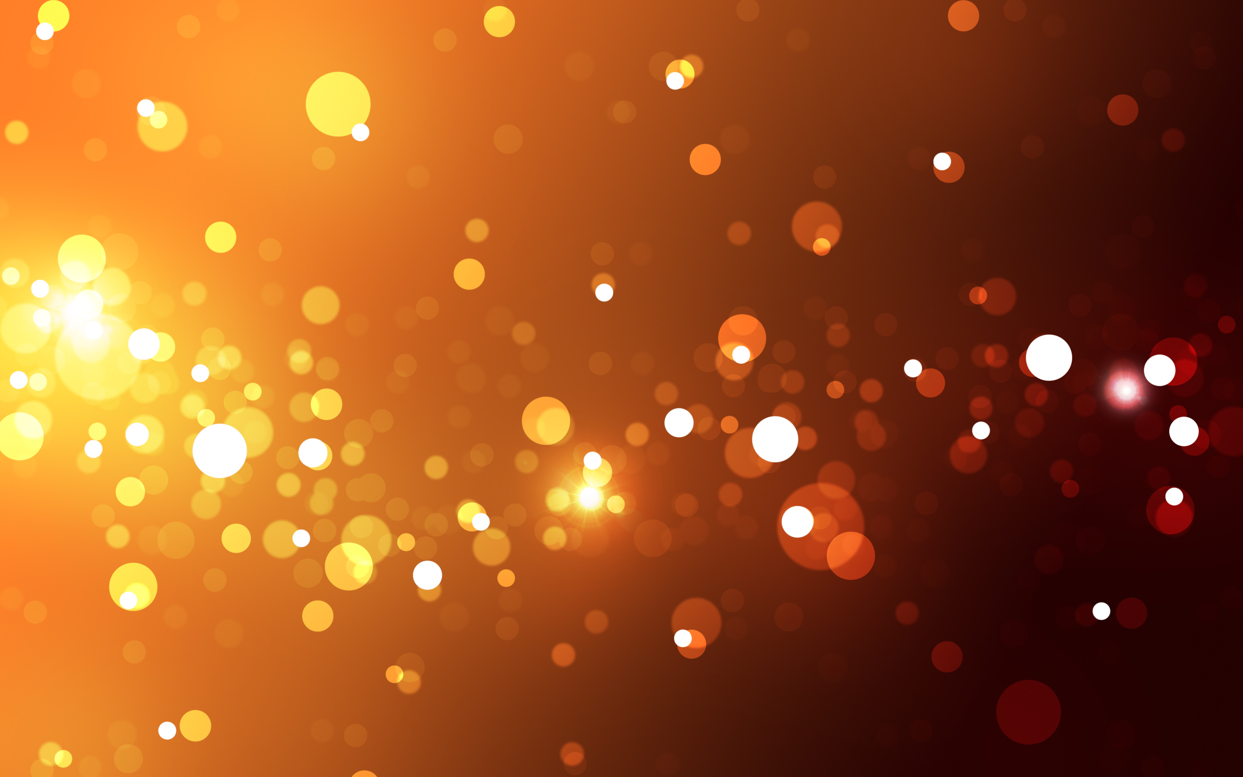 Awesome Orange Light Wallpaper 34815 2560x1600 Px