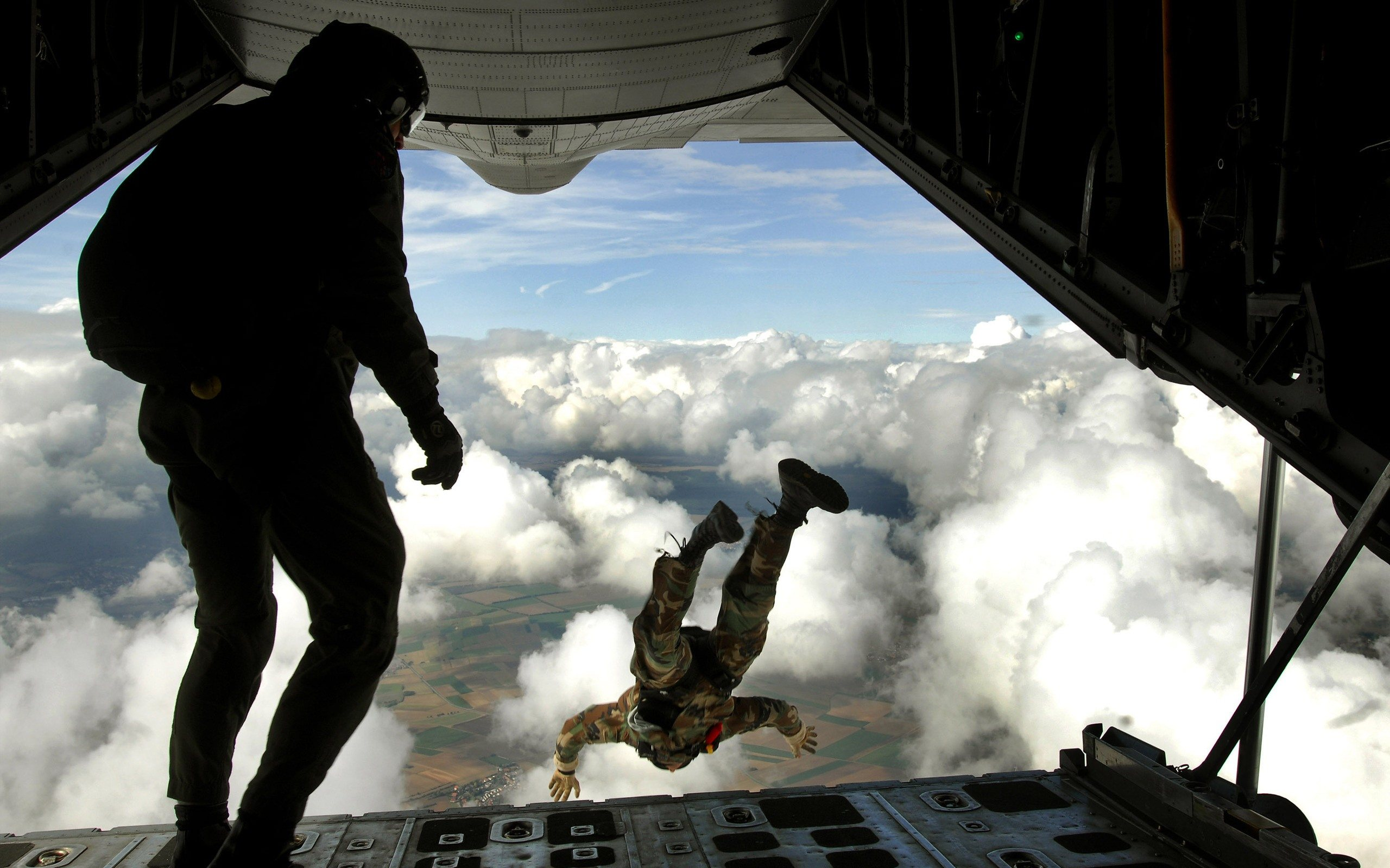 awesome skydiving wallpaper 34803