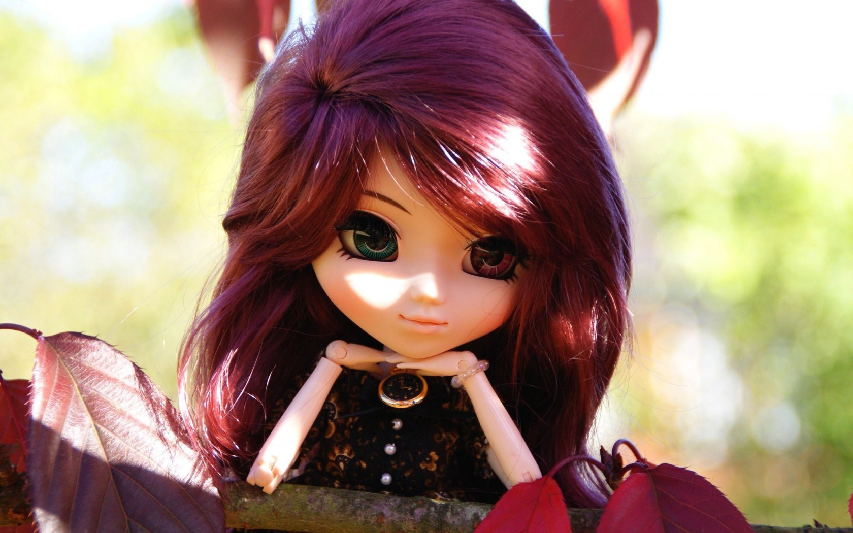 awesome toy doll wallpaper 42330